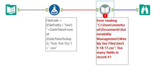 Modifying SQL Query using the Dynamic Input Tool: - Alteryx