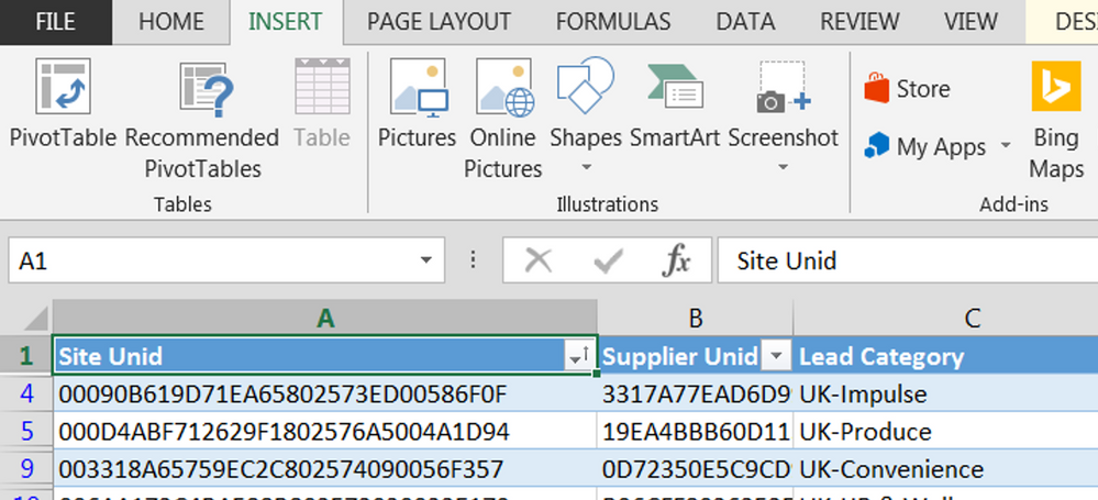 Solved: Is there any way to format my output excel file