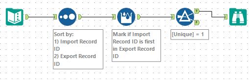 How to select distinct records - Alteryx Community