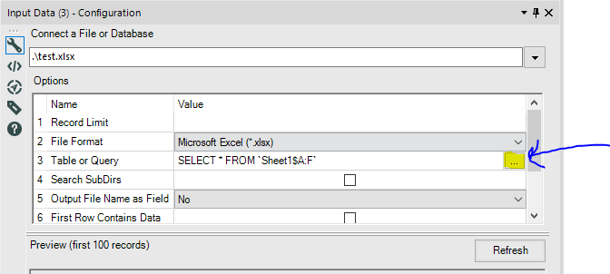 Solved: Selecting Columns on Excel Data Import - Alteryx Community