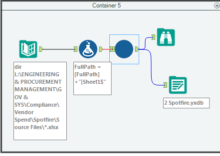 Reading in multiple files with different Field Schema  - Alteryx