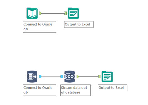 Solved: Input Data vs Connect In-DB - Alteryx Community