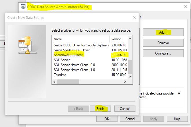 Load Data into Snowflake Data Warehouse Using Alte