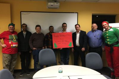 North Jersey Alteryx User Group | Happy Holidays!