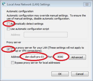 Solved: Change proxy connection in download tool - Alteryx Community