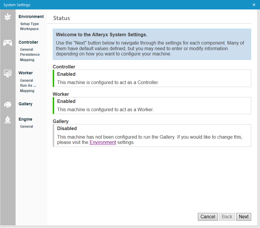 Configure Desktop with Scheduler - Alteryx Community