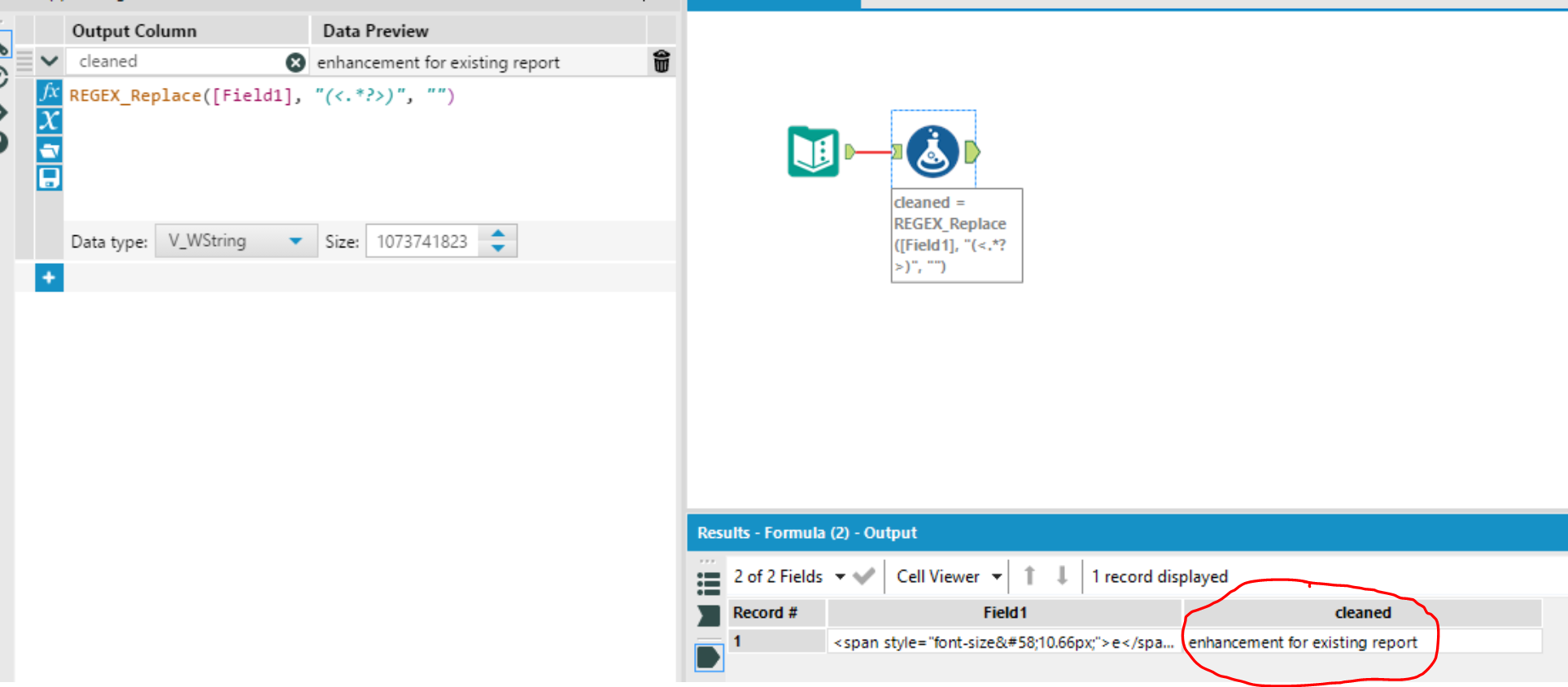 Solved: RegEx: Get Repeated Parse Matches - Alteryx Community