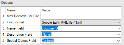 Csv to be output as KML File - Alteryx Community
