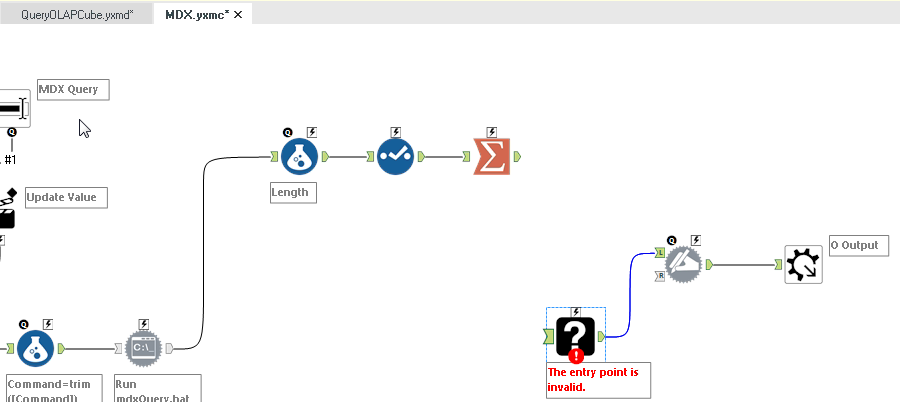 Solved: SSAS Cube Connection and MS Power Query - Alteryx