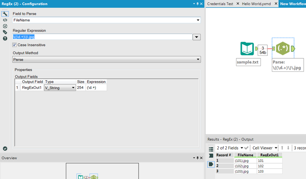 Solved: Extract number from string - Alteryx Community