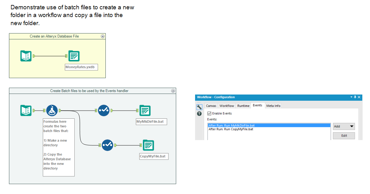 Dynamic Directory     is there such a thing? - Alteryx Community