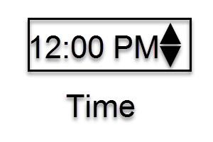 Time Interface Tool