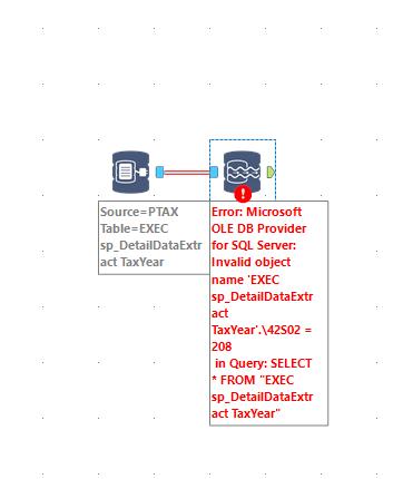 SQL Server Stored Procedure - Alteryx Community