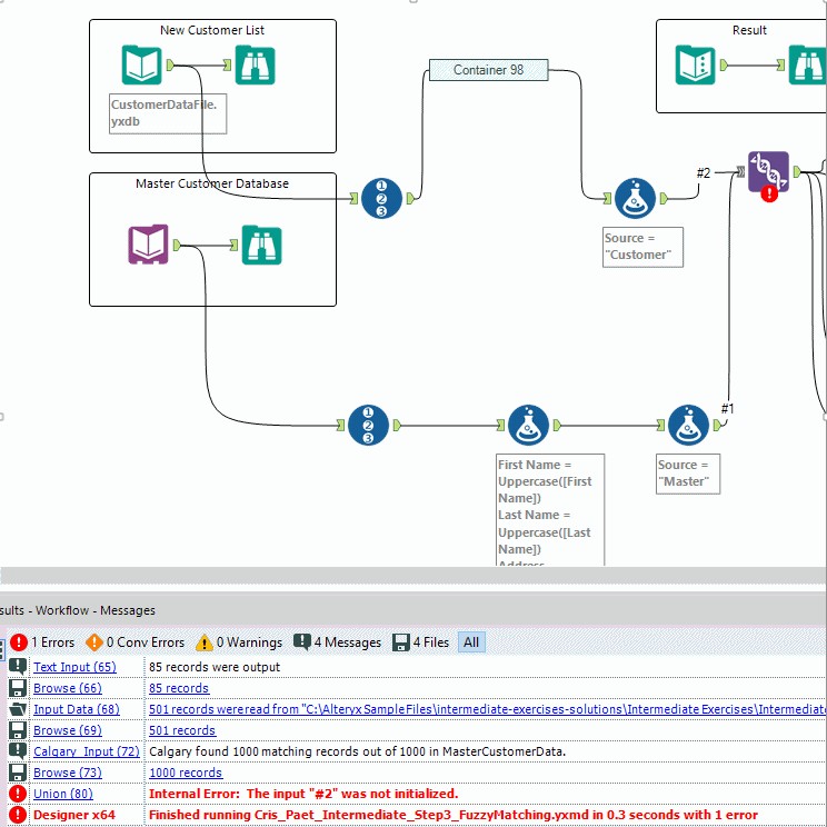Is there a way we can turn on and off the tool in     - Alteryx