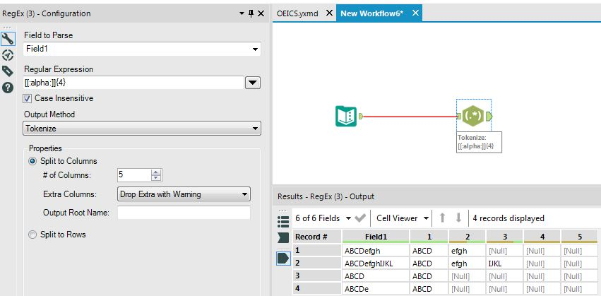 Insert Or Add Character Into String At Intervals Alteryx Community