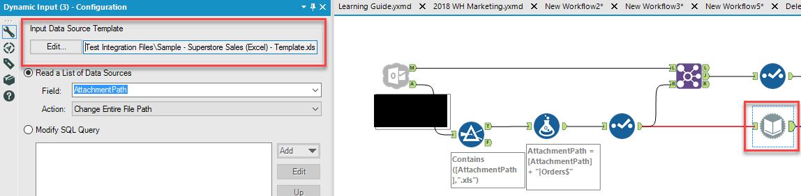 Outlook Input tool Created with the Alteryx SDK - Alteryx