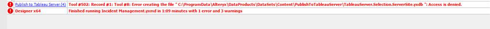 Publish to tableau server error.PNG