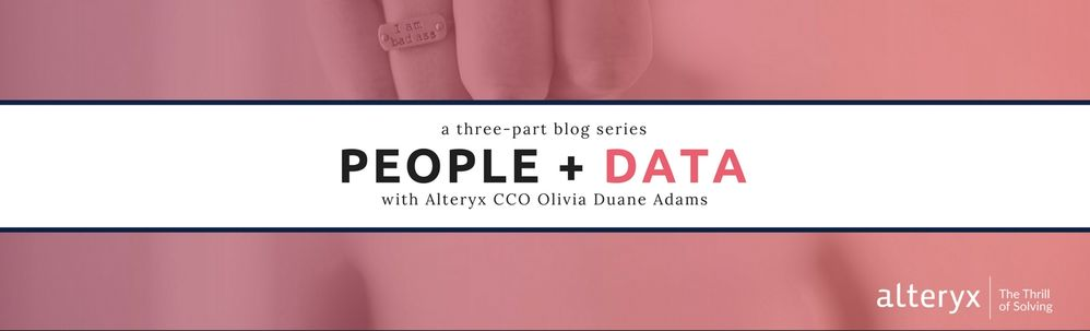 People + Data Blog Series (Part Two ) with CCO Libby Duane Adams