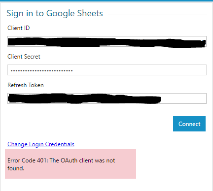 Solved: Output to google sheets - Alteryx Community