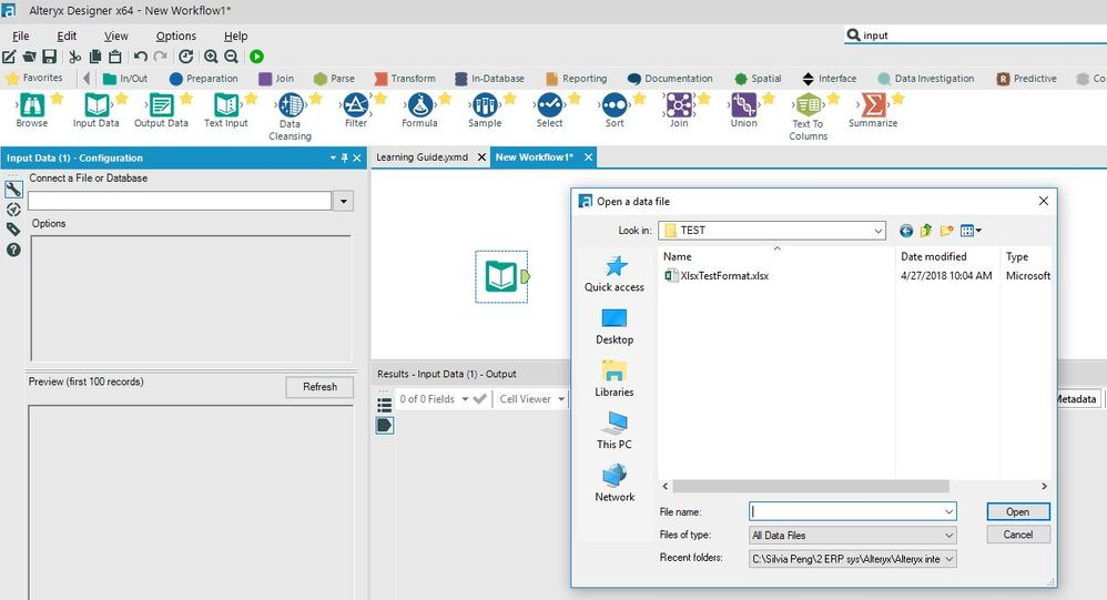 Solved: working with xlsb files in Alteryx - Alteryx Community