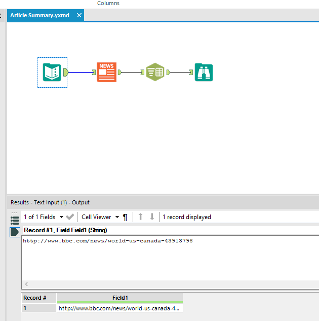 Levelling Up: A Beginner's Guide to the Python SDK    - Alteryx
