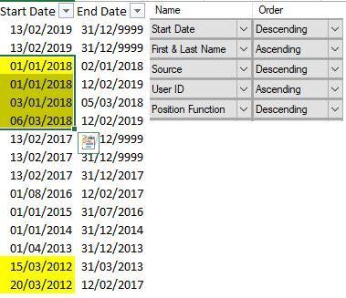 Solved: Sorting Data error - Alteryx Community
