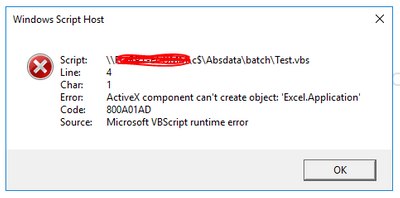 Solved: Run VB script - Alteryx Community
