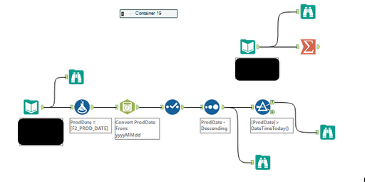 Append Data Using Date Stamp - Alteryx Community