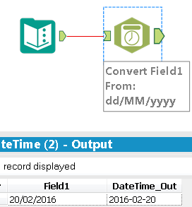 Solved: Date Conversions - Alteryx Community