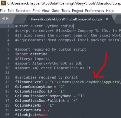 Solved: Python Tool Challenge | BUILD a Python tool and wi