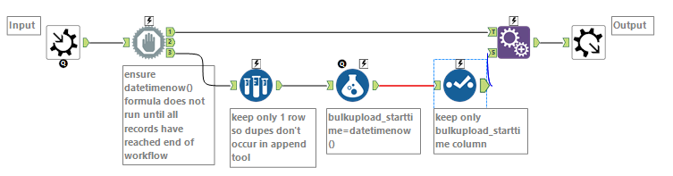 import into redshift - DEFAULT data value - Alteryx Community
