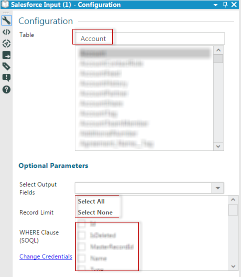 The 'How to Guide' to the Salesforce Connector - Alteryx