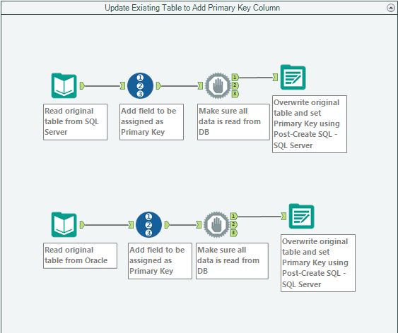 Update Existing Table to Add Primary Key Column.png  sc 1 st  Alteryx Community & Create Database Table Primary Key in Alteryx - Alteryx Community ...