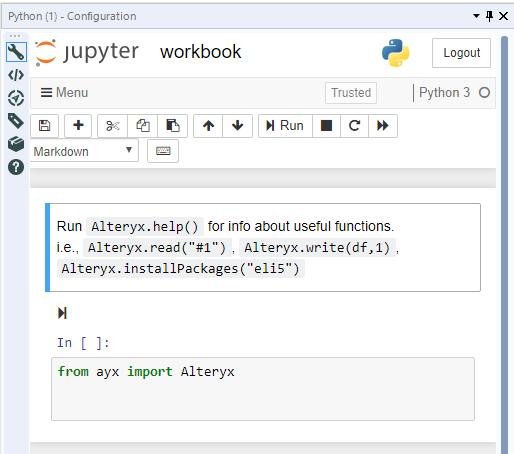 Solved: Python tool loses code - Alteryx Community
