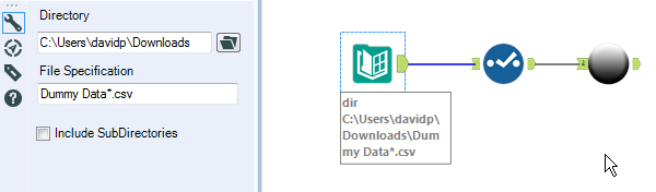 Solved: How to import a csv file with empty rows - Alteryx