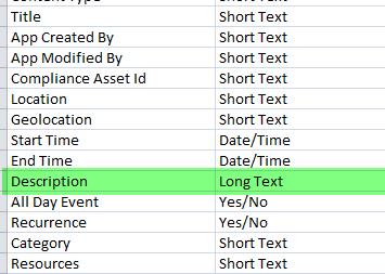 MS Access - Long Text data type - Alteryx Community