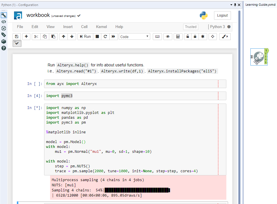 Solved: Python Tool - installing conda dependencies