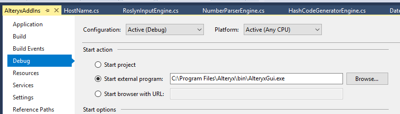 Solved: C# DotNet Tools: Unstable in a Macro - Alteryx Community