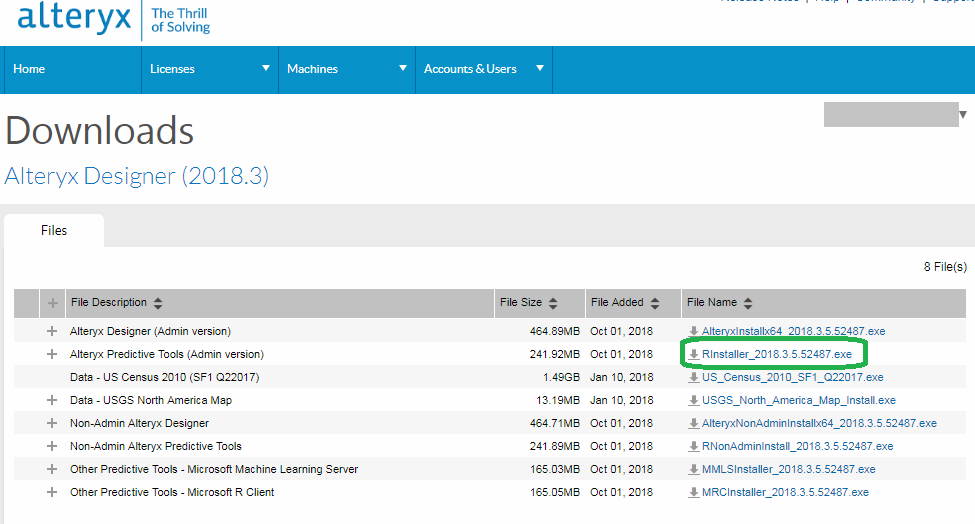 Download alteryx server   Connecting to your Alteryx Server