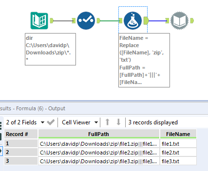 Solved: Dynamic input tool - Alteryx Community