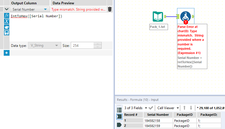 Decimal to Hex Conversion - Alteryx Community
