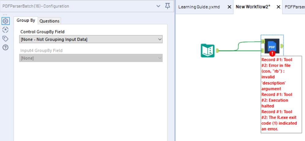 PDF Parsing in Alteryx using R - Alteryx Community