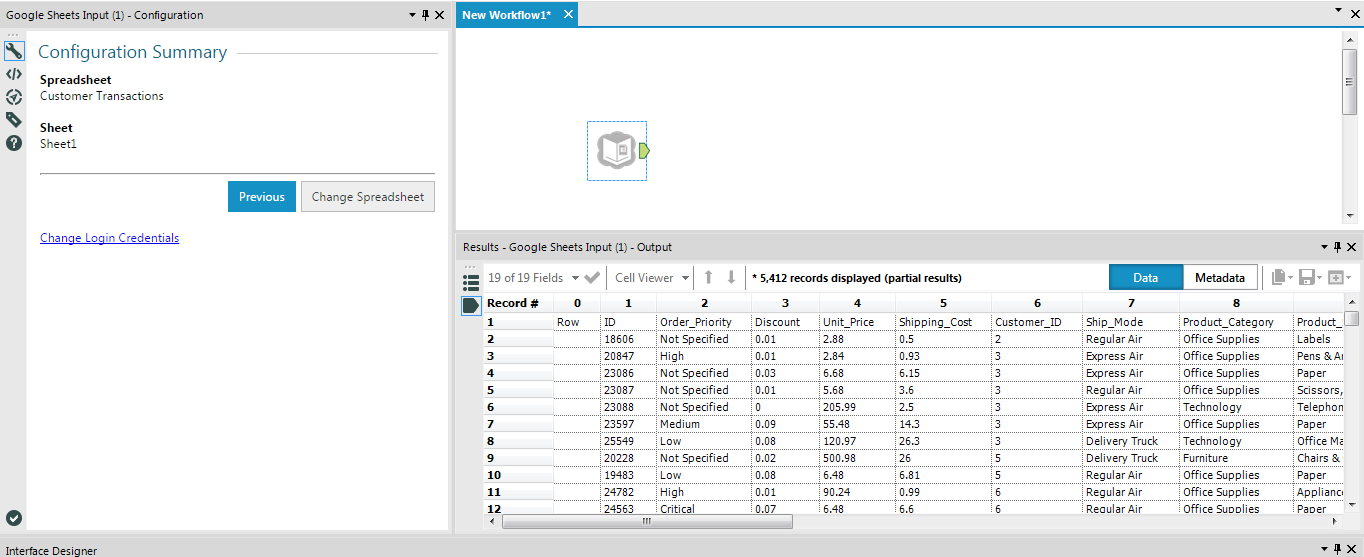 The 'How to Guide' to Google Sheets - Alteryx Community