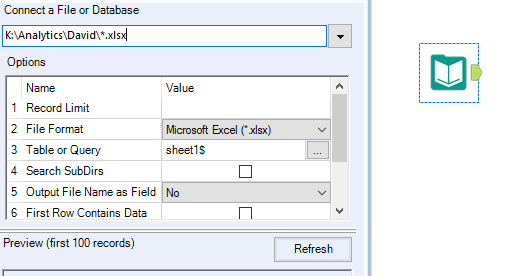 Solved: How to merge multiple ' xlsx' files saved within a
