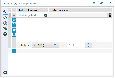 Solved: Error when writing Empty Clob data to Oracle - Alteryx Community
