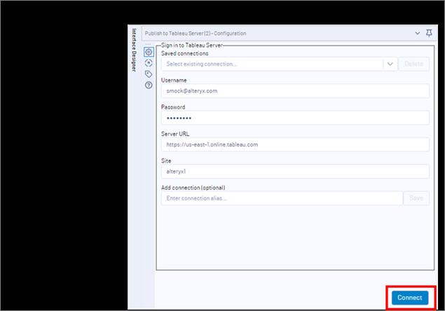 Publish to Tableau Server Config.png