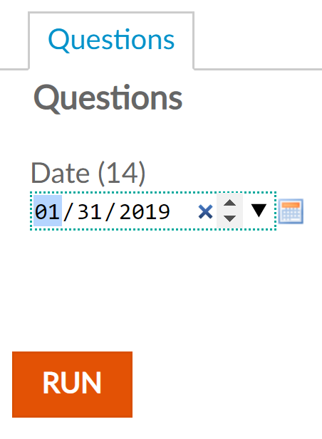 Solved: Date Interface not updating text input field - Alteryx Community