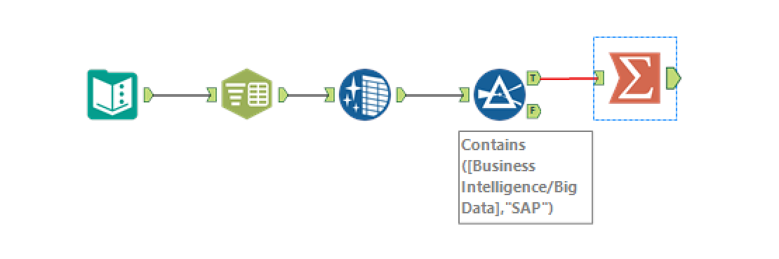 Solved: Filtering Fields based on Text - Alteryx Community