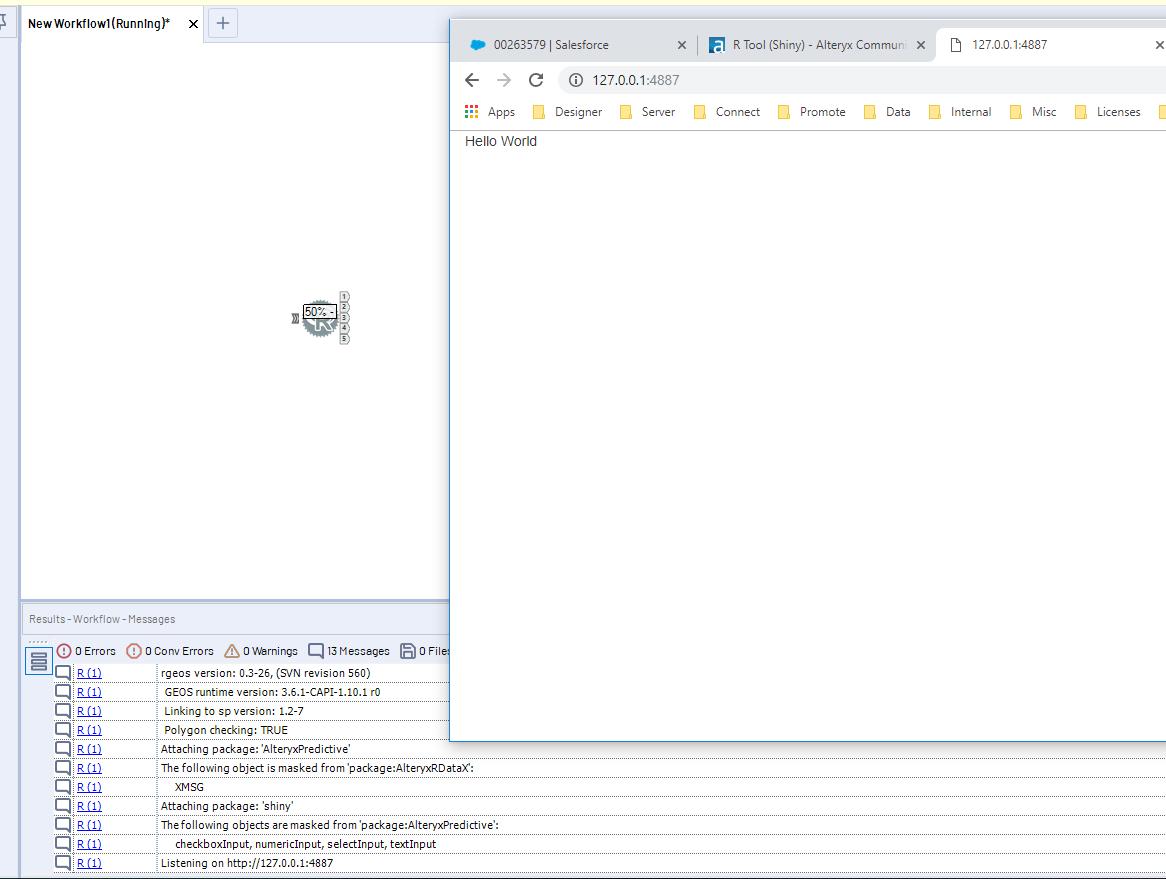 Solved: R Tool (Shiny) - Alteryx Community