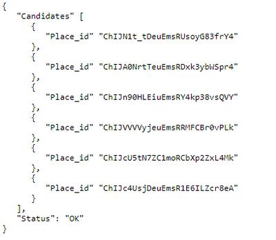 Solved: Google Places API - Alteryx Community